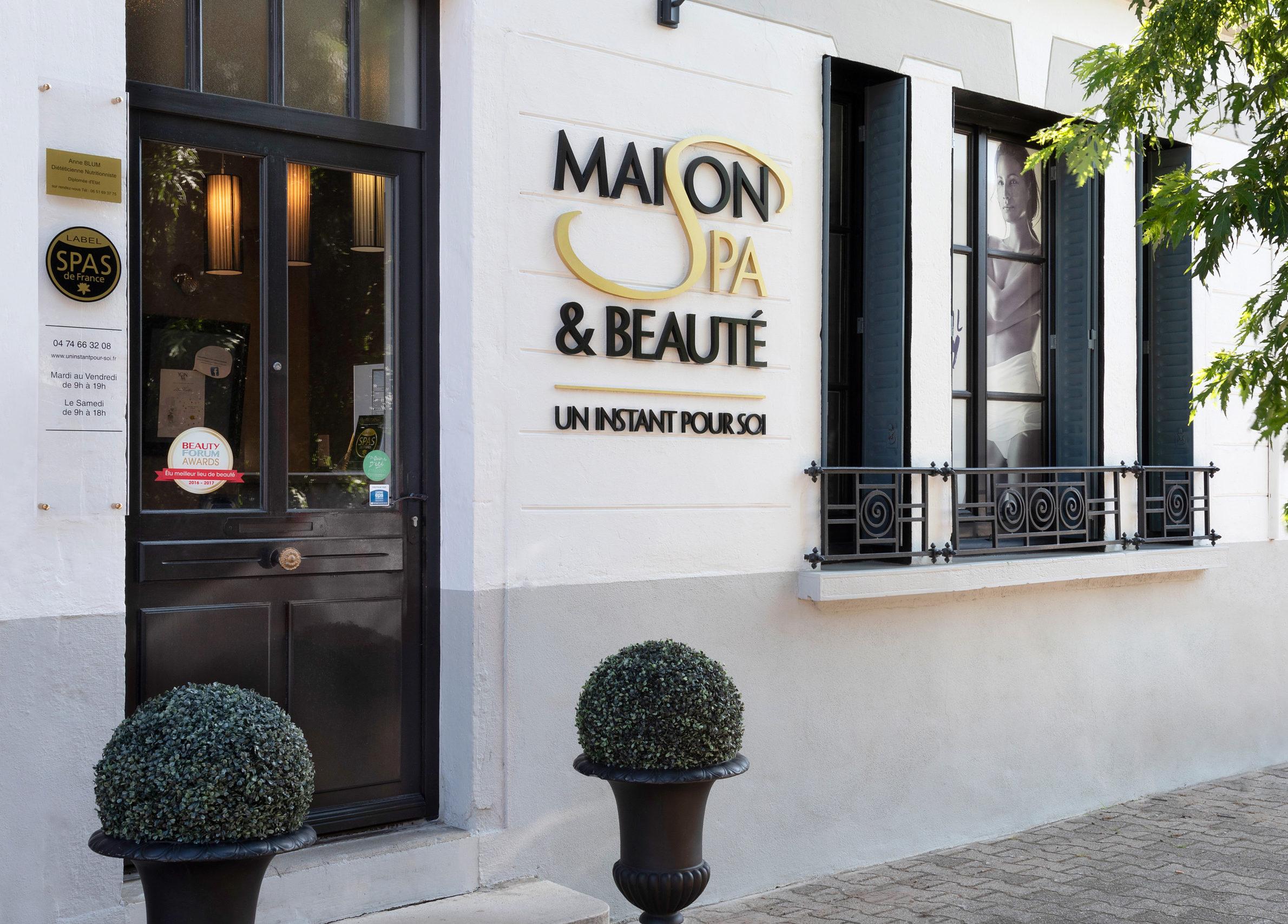 Maison Spa et Beauté - Un Instant pour Soi