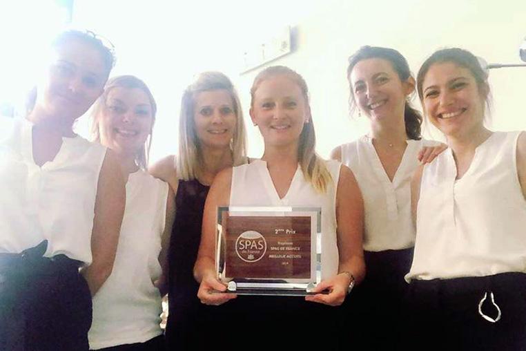 Prix et concours de massage