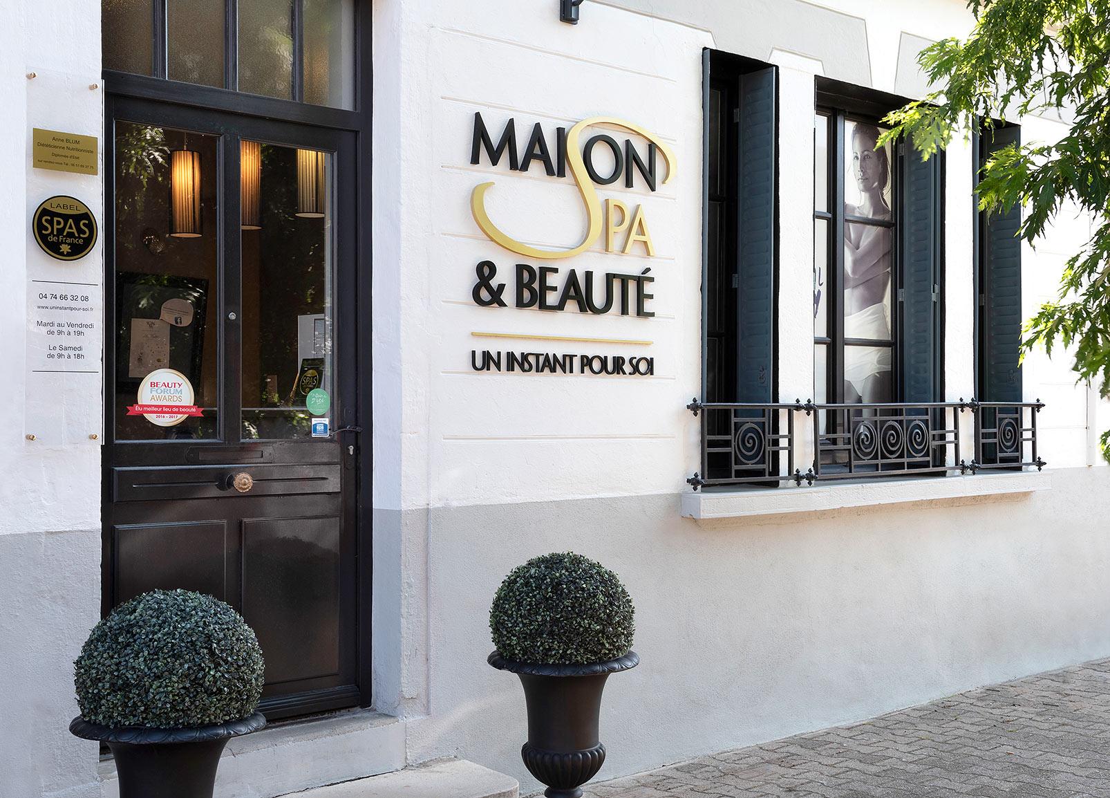 Maison Spa & Beauté - Vue extérieure